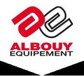 Logo Albouy équipement matériel de traite